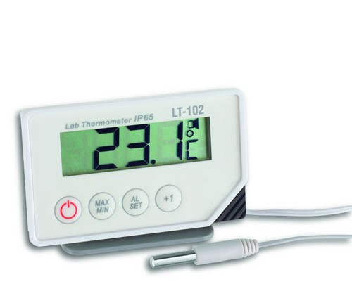 5020-0573 - Labor Thermometer mit Alarmfunktion