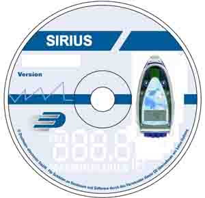 5090-0701 - Sirius Lite Software