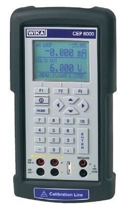 CEP6000 - Hand-Held Multifunktions-Kalibrator