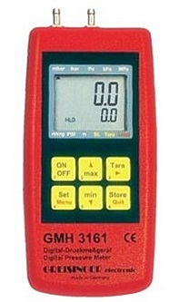 GMH 3161-01 - DIGITAL-FEINMANOMETER, -1.00 .... 25.00 mbar