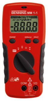 Benning MM1-1 - Digital-Multimeter