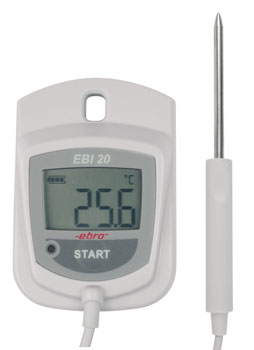 EBI 20-TE1 SET - Temperatur-Datenlogger-Set