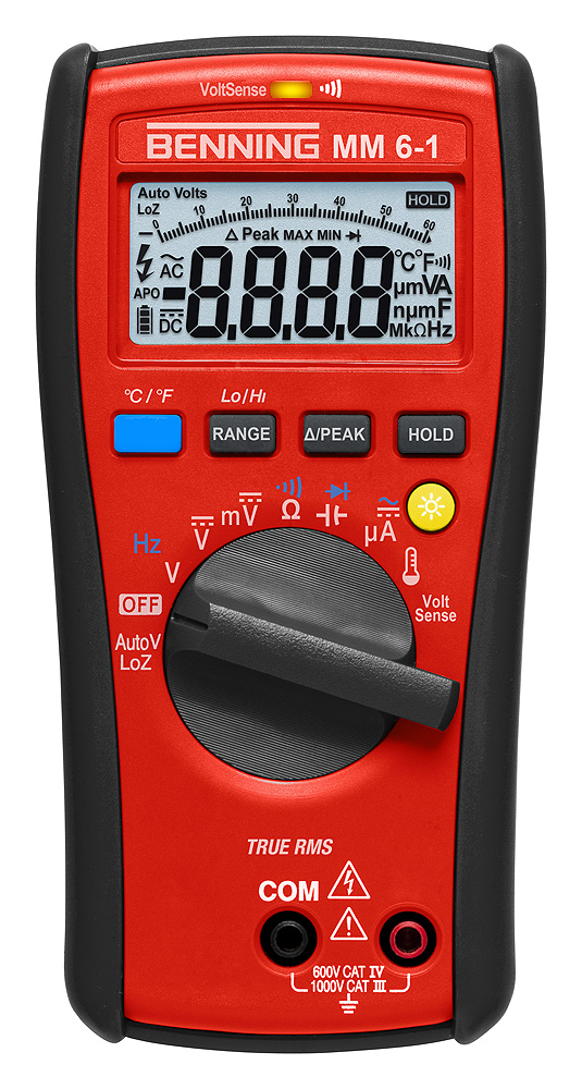 044086 - Digital-Multimeter MM 6-1 044086